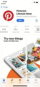 Cara Menggunakan Aplikasi Pinterest di iPhone (iOS) 1