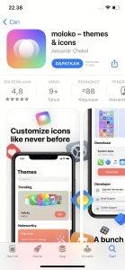 Cara Mengubah Tema dan Icon Aplikasi di iPhone Tanpa Jailbreak 1