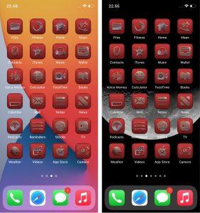 Cara Mengubah Tema dan Icon Aplikasi di iPhone Tanpa Jailbreak 7