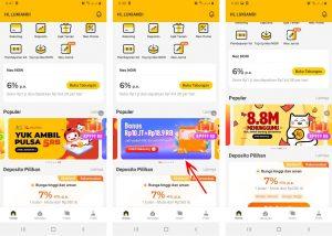 Cara Memakai Aplikasi Neo+ BNC Digital Bank di HP Android 6