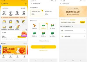 Cara Memakai Aplikasi Neo+ BNC Digital Bank di HP Android 7