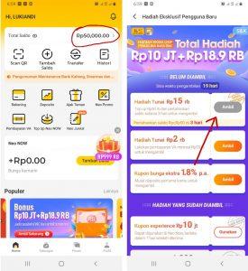 Cara Memakai Aplikasi Neo+ BNC Digital Bank di HP Android 8