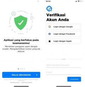Cara Menggunakan Aplikasi Get Contact di Perangkat iphone (iOS) 2