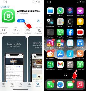 Cara Menjawab Pesan Chat Whatsapp Otomatis di iPhone (iOS) 1