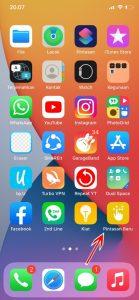 Cara Menyembunyikan Game Dari Menu Aplikasi iPhone (iOS 14) 5